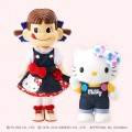 2014 Hello Kitty x Peko 人形Set