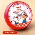 2015 Peko x Hello Kitty 鬧鐘
