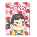 ...2019 Peko 6+1 A4文件夾附袋 (milky strawberry)